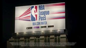 NBA League Pass TV Spot, 'Shout It' canción de VideoHelper [Spanish] - 85 commercial airings