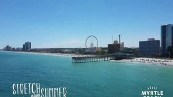 Visit Myrtle Beach TV Spot, 'Where America Comes to Play' Song by Hootie & the Blowfish - 15 commercial airings