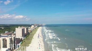 Visit Myrtle Beach TV Spot, 'Where America Comes to Play' Song by Hootie & the Blowfish - Thumbnail 1