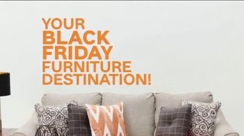 Ashley HomeStore Black Friday Sale TV Spot, 'Friday Is Here: Zero Percent Interest' - Thumbnail 8