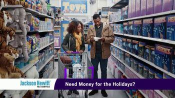 Jackson Hewitt TV Spot, 'Paystub Holiday' - Thumbnail 2