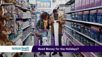 Jackson Hewitt TV Spot, 'Paystub Holiday'