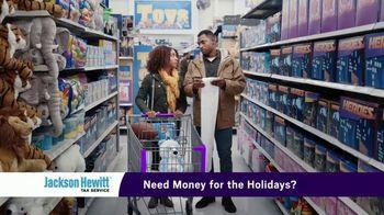 Jackson Hewitt TV Spot, 'Paystub Holiday' - Thumbnail 4