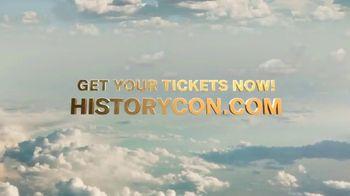 2020 HistoryCon TV Spot, 'Dropping In' - Thumbnail 9