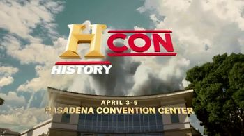 2020 HistoryCon TV Spot, 'Dropping In' - Thumbnail 8