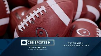 CBS Sports HQ TV Spot, 'Focused on the Game' - Thumbnail 3