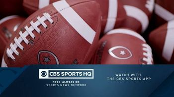 CBS Sports HQ TV Spot, 'Focused on the Game' - Thumbnail 2
