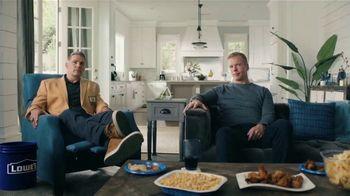 Lowe's Black Friday Deals TV Spot, 'Rod Pod: Drill or Driver' Featuring Kurt Warner - Thumbnail 1