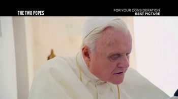 Netflix TV Spot, 'The Two Popes'