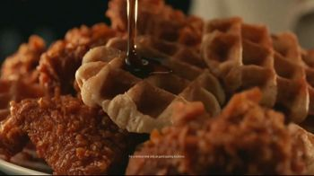 KFC Chicken & Waffles Nashville Hot TV Spot, 'Delicious Union' Song by The Righteous Brothers - Thumbnail 9