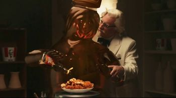 KFC Chicken & Waffles Nashville Hot TV Spot, 'Delicious Union' Song by The Righteous Brothers