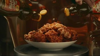 KFC Chicken & Waffles Nashville Hot TV Spot, 'Delicious Union' Song by The Righteous Brothers - Thumbnail 7