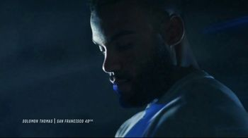 NFL TV Spot, 'My Cause, My Cleats: Suicide Prevention' Featuring Solomon Thomas - Thumbnail 3
