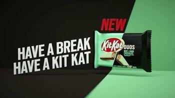KitKat Duos TV Spot, 'Minty Flavor' - Thumbnail 8