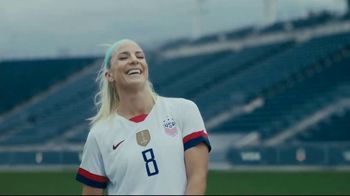 VISA TV Spot, 'NFL: Where Would You Like to Be?' Featuring Zach and Julie Ertz