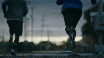 VISA TV Spot, 'NFL: Where Would You Like to Be?' Featuring Zach and Julie Ertz - Thumbnail 6