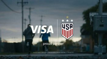 VISA TV Spot, 'NFL: Where Would You Like to Be?' Featuring Zach and Julie Ertz - Thumbnail 8