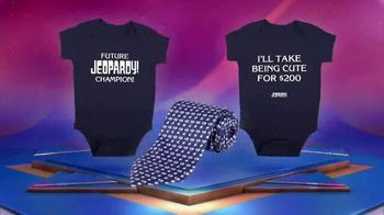 Jeopardy.com Store TV Spot, 'All Things Jeopardy: Exclusive Black Bomber Jacket' - Thumbnail 2