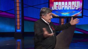 Jeopardy.com Store TV Spot, 'All Things Jeopardy: Exclusive Black Bomber Jacket' - Thumbnail 5