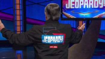 Jeopardy.com Store TV Spot, 'All Things Jeopardy: Exclusive Black Bomber Jacket' - Thumbnail 6