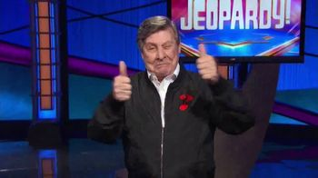 Jeopardy.com Store TV Spot, 'All Things Jeopardy: Exclusive Black Bomber Jacket' - Thumbnail 8