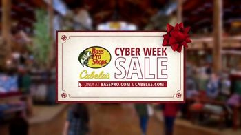 Bass Pro Shops Cyber Week Sale TV Spot, 'Armchair, Sleeping Pad and Daily Specials'