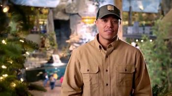 Bass Pro Shops Holiday Sale TV Spot, 'Notch Neck Sweater, Flannel Shirt and Jumbo Play Sets '