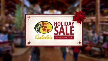 Bass Pro Shops Holiday Sale TV Spot, 'Notch Neck Sweater, Flannel Shirt and Jumbo Play Sets ' - Thumbnail 6