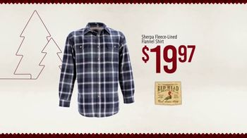 Bass Pro Shops Holiday Sale TV Spot, 'Notch Neck Sweater, Flannel Shirt and Jumbo Play Sets ' - Thumbnail 9