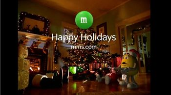 M&M\'s TV Spot, \'Fainting Santa\'