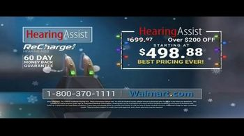 Hearing Assist ReCharge TV Spot, 'I Love You, Dad: $498.88' - Thumbnail 8