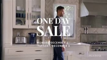 JoS. A. Bank One Day Sale TV Spot, 'Dress Shirts, Suits & Clearance' - Thumbnail 1