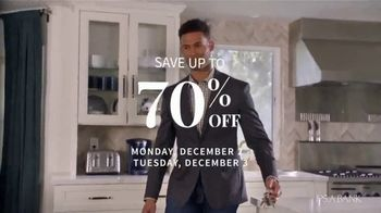 JoS. A. Bank One Day Sale TV Spot, 'Dress Shirts, Suits & Clearance' - Thumbnail 3