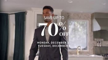JoS. A. Bank One Day Sale TV Spot, 'Dress Shirts, Suits & Clearance' - Thumbnail 4