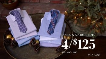 JoS. A. Bank One Day Sale TV Spot, 'Dress Shirts, Suits & Clearance' - Thumbnail 5