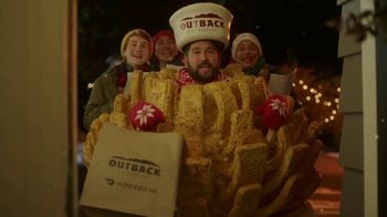 Outback Steakhouse TV Spot, 'Holidays: Carolers'
