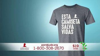 St. Jude Children's Research Hospital TV Spot, 'Tina' [Spanish] - Thumbnail 8