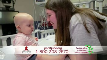 St. Jude Children's Research Hospital TV Spot, 'Tina' [Spanish] - Thumbnail 5