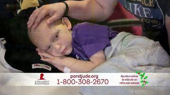St. Jude Children's Research Hospital TV Spot, 'Tina' [Spanish] - Thumbnail 7