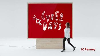 JCPenney Cyber Days TV Spot, 'Nike, Bedding and Electronics' - Thumbnail 1