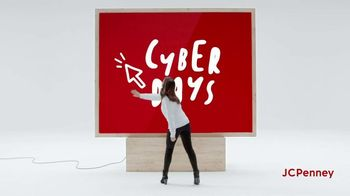 JCPenney Cyber Days TV Spot, 'Nike, Bedding and Electronics'
