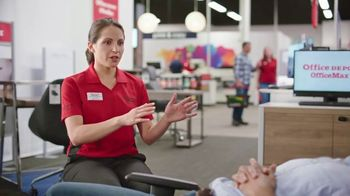 Office Depot & OfficeMax TV Spot, 'Next Day Shipping & 1-Hour Pickup: Identity' - Thumbnail 3