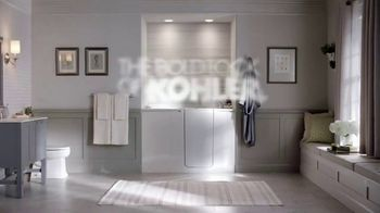 Kohler Walk-In Bath TV Spot, 'Independence With Peace of Mind: $1,000 Off' - Thumbnail 9