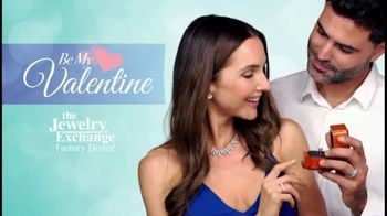 Be My Valentine: Earrings, Stackable Band and Rings thumbnail