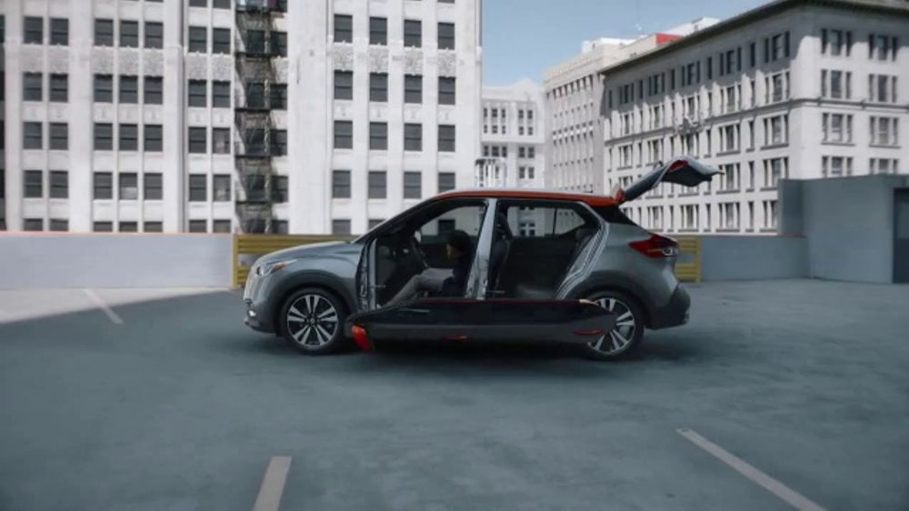 2020 Nissan Kicks TV Commercial, 'Flex Your Tech' Song by Louis the Child, K.Flay [T1]