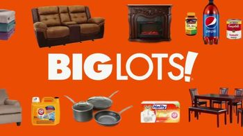 Big Lots Friends & Family Event TV Spot, 'New Year: 20 Percent Off Everything' - Thumbnail 1
