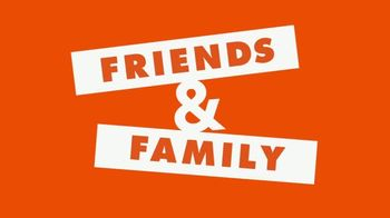 Friends & Family Event: New Year: 20 Percent Off Everything thumbnail