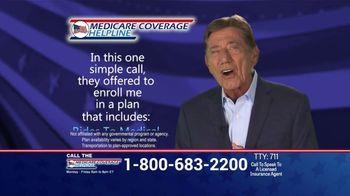 Medicare Coverage Helpline TV Spot, 'New Benefits Available' Featuring Joe Namath