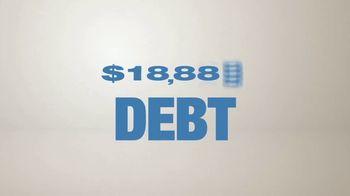 Credit Associates TV Spot, 'Out of Control Debt'