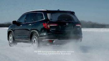 Honda Pilot TV Spot, 'Comfortable in Baudette' [T1] - Thumbnail 3